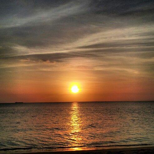 Sunset #Lecheria #PtoLaCruz #Venezuela