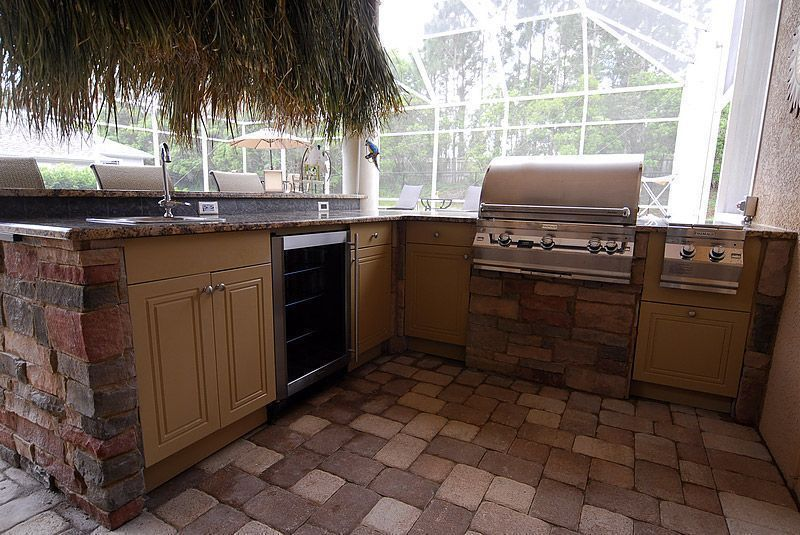 Outdoor Kitchens, Countertops, Granite, Brandon, Florida ...