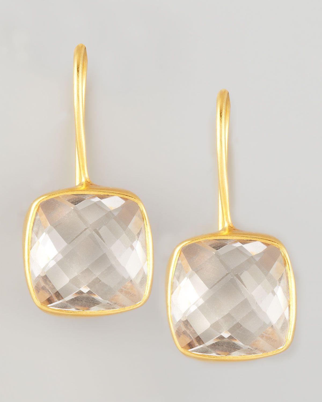 http://harrislove.com/dina-mackney-rock-crystal-drop-earrings-p-3697.html