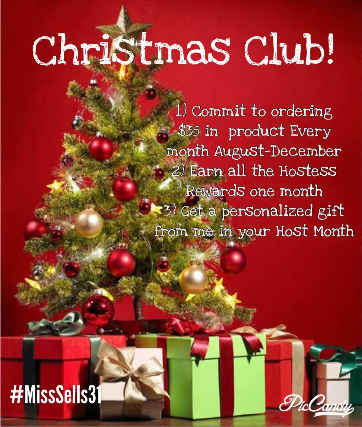 Thirty One Christmas 2019 How do YOU Thirty One? A Christmas Club is THE Best way to get