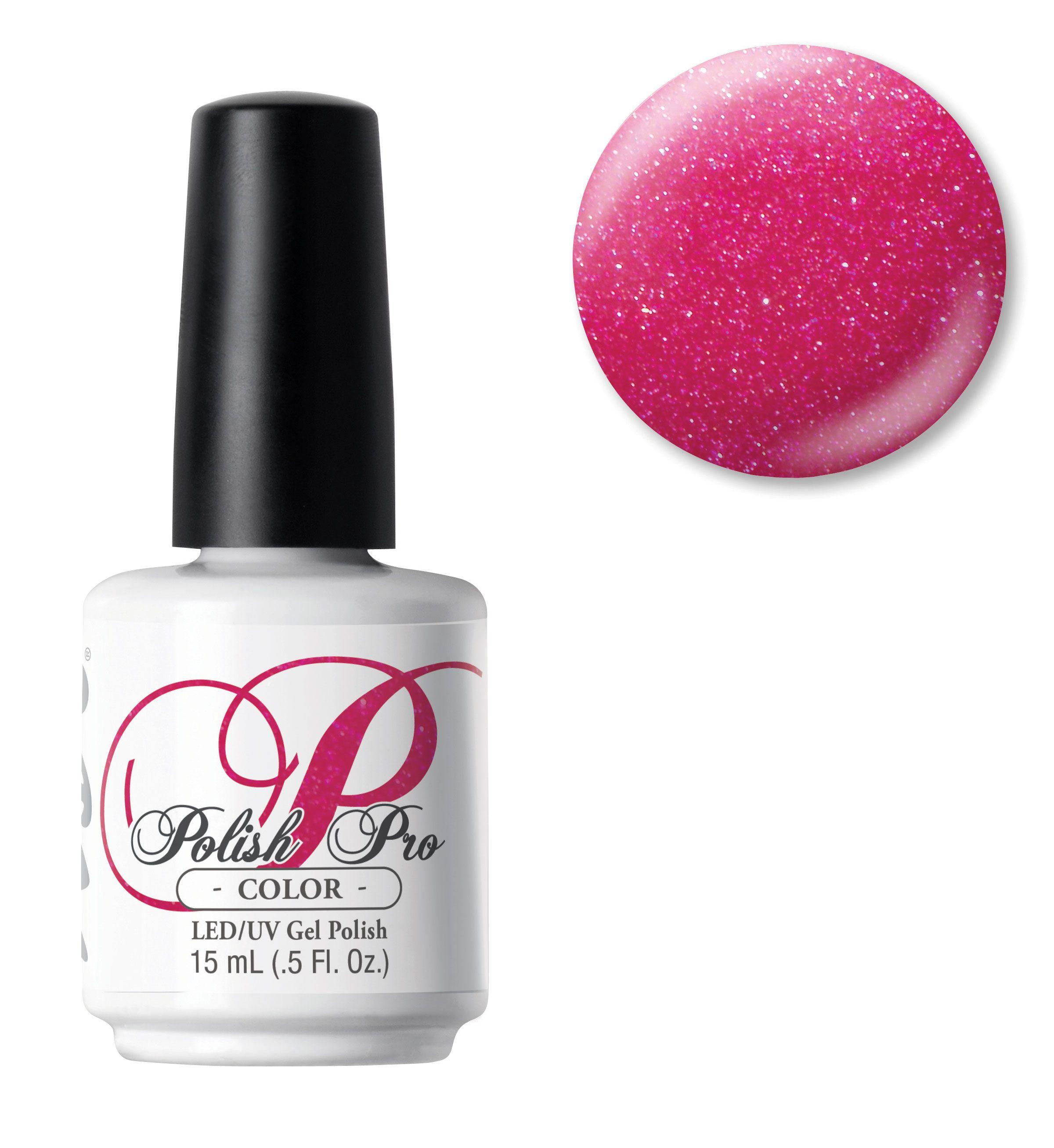 NSI Nails signature Gel Polish, Polish Pro - Fruit Smoothie   Pink ...