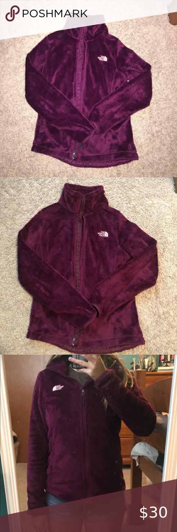 North Face Purple Fleece Jacket In 2020 Fleece Jacket The North Face Jackets [ 1740 x 580 Pixel ]