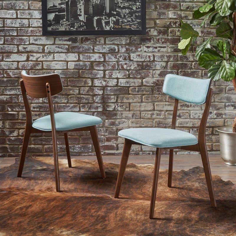 Putnam Upholstered Wood Dining Chair Putnam Upholstered
