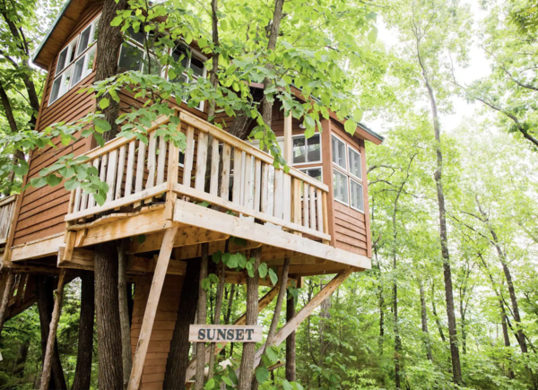 Hermmann Mo Christmas 2020 10 Treehouses You Can Book on Airbnb This Weekend in 2020 | Tree