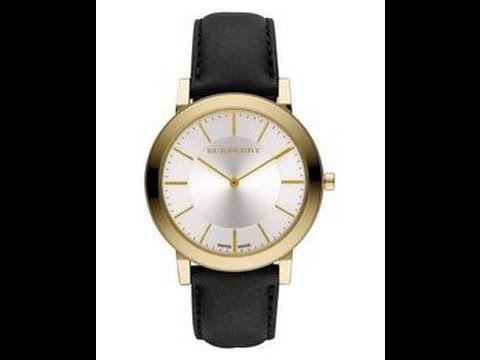 احدث تشكيله ساعات بيربيري رجالي وتوصيل لحد البيت Watch Sale Burberry Watch Leather Watch