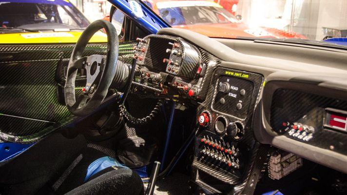 When Carbon Fibre was Carbon Fibre - Subaru Impreza by Prodrive via