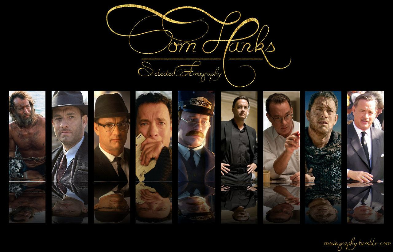 Tom Hanks Selected Filmography (Part 2)