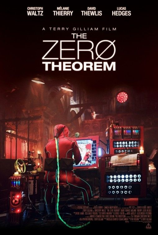 """First Poster For 'The Zero Theorem,' Terry Gilliam Promises """"No Zombies, No Caped Crusaders, No Aliens"""" 