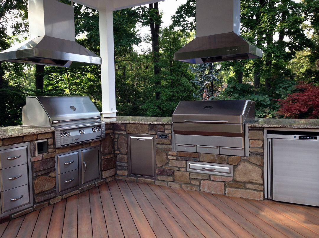 transform your yard into the perfect outdoor living space with an eok modular outdoor kitchen on outdoor kitchen and living space id=66546