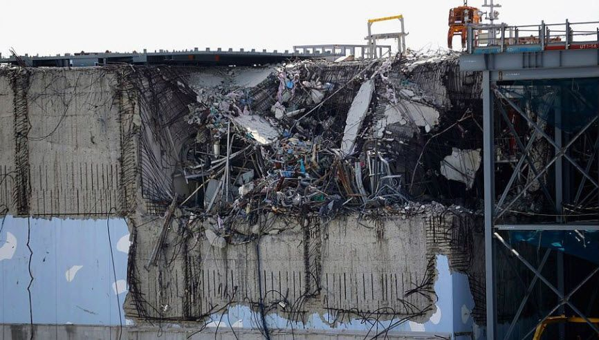 The Robots Sent Into Fukushima Just Keep Dying | Zero Hedge