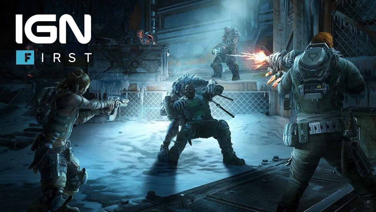 Gears 5 Map Builder Official Gameplay Walkthrough - IGN
