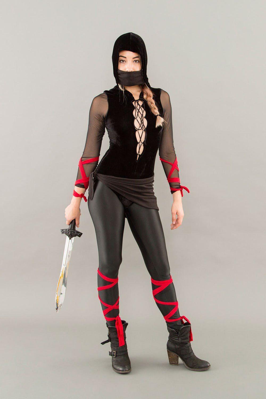 How to Make a Last-Minute Ninja Halloween Costume | Ninja ...