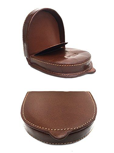 8d1dcef11 Style 142: Genuine Leather Gent's Coin Tray Purse In Tan Golunski http://
