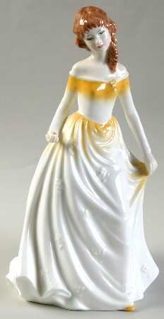 Royal Doulton Royal Doulton Figurine Amber - With Box Bx1631