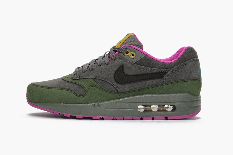 "Nike Air Max 1 ""Dark Pewter/Black"""
