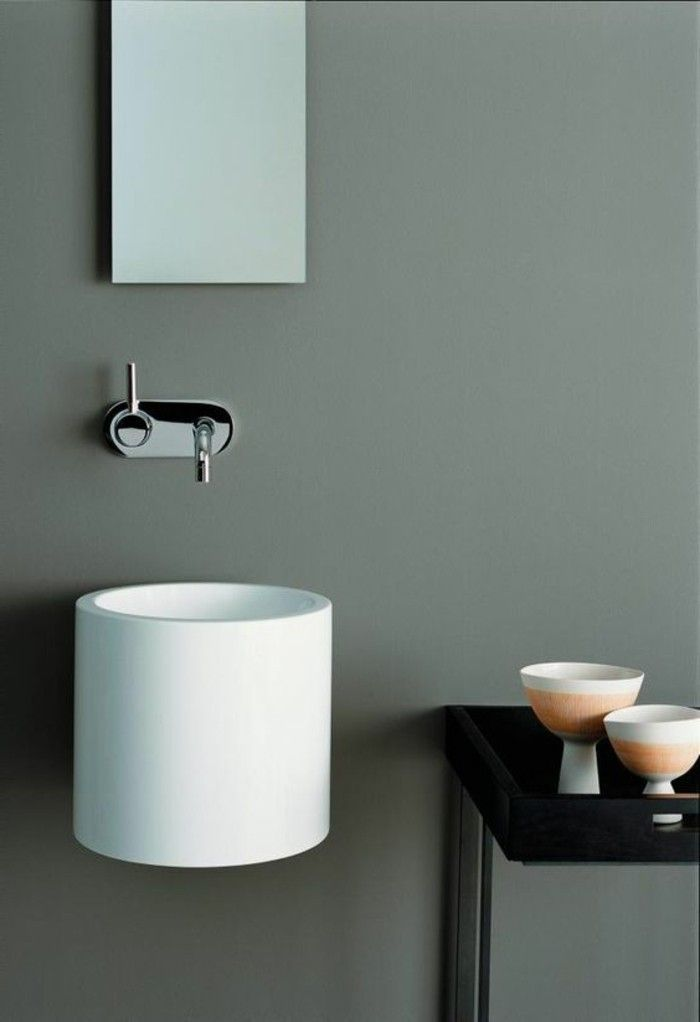 Photo of Modern Wash Basin – Pictures to Inspire – Archzine.net
