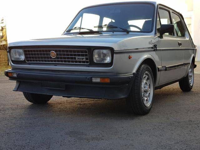 Fiat 127 Sport Con Immagini Steyr Giudici