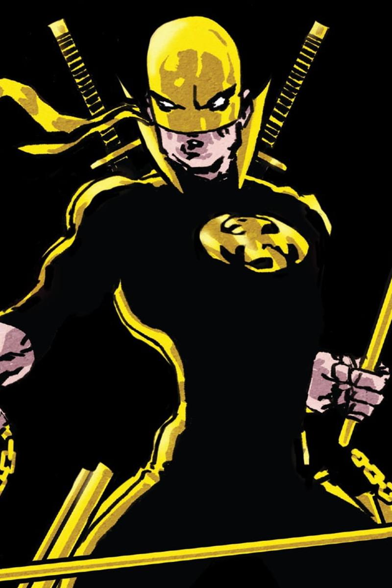 Iron Fist Phone Wallpapers Marvel Iron Fist Marvel Comic Art Manga Art