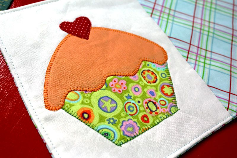 Coaster Patterns Sewing Mug Rug Tutorial