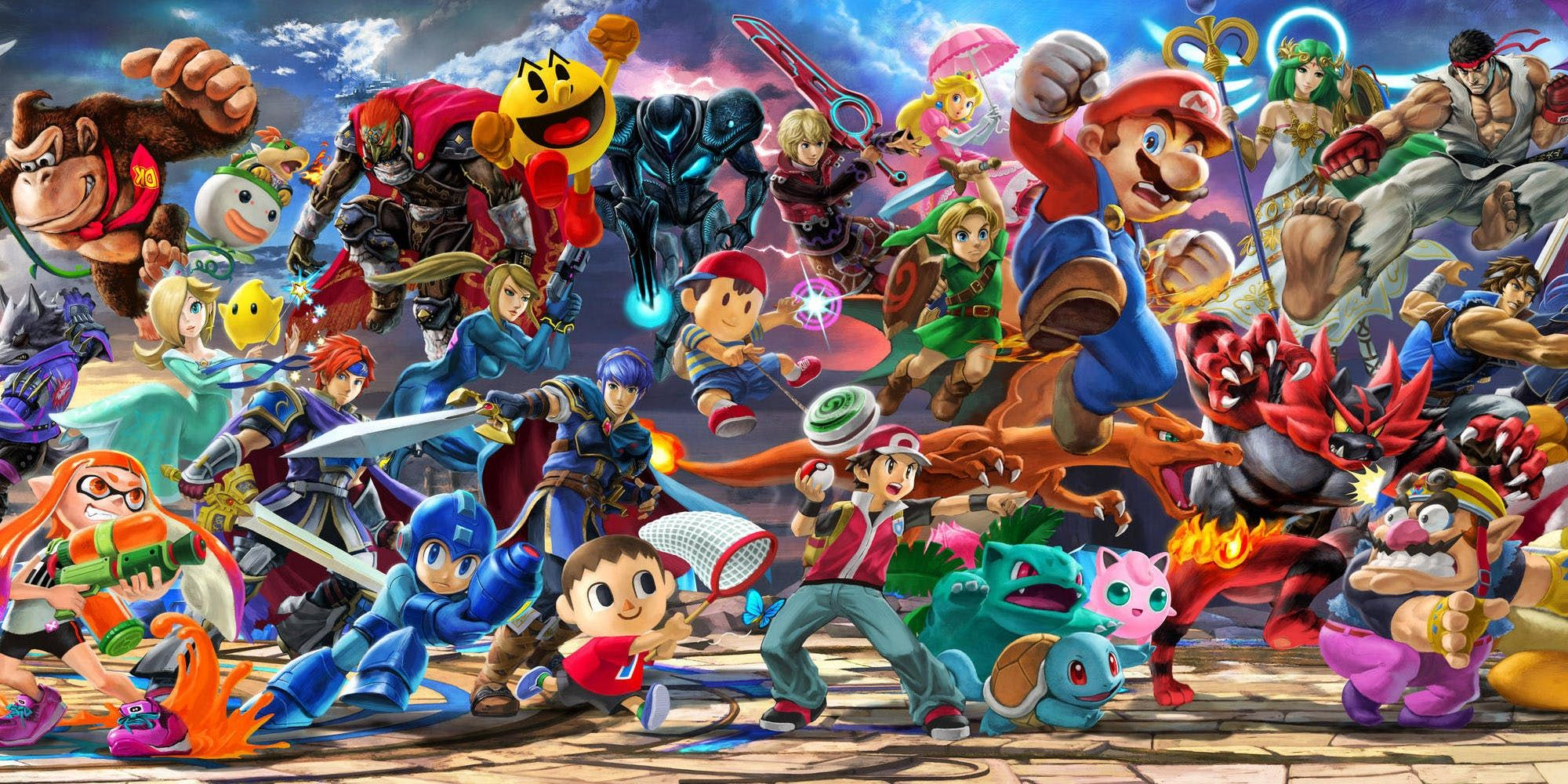 Super Smash Bros. Ultimate Review Everything We've Ever