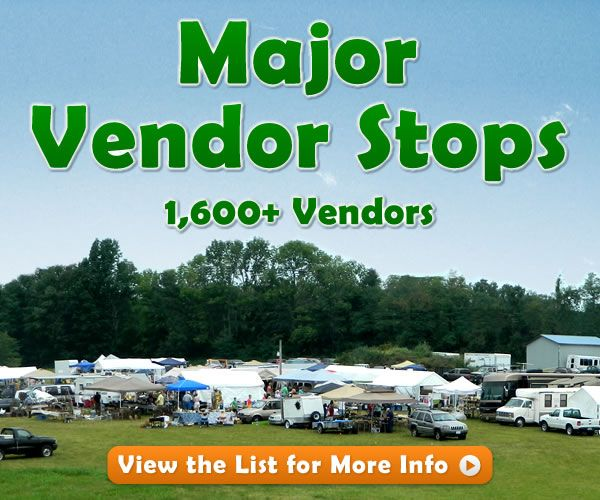 Major Vendor Stops 127 Yard Sale The World S Longest Yard Sale
