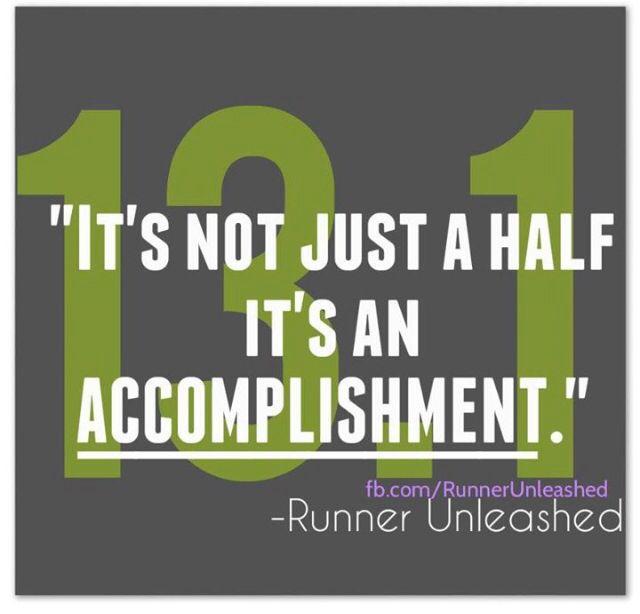 13.1- Half Marathon #8 coming up this Sunday! Thankful for ...