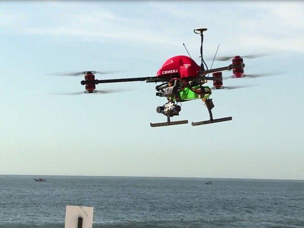 CONEXÃO BOMBEIRO : Bombeiros vão usar drone para resgates em praias d...