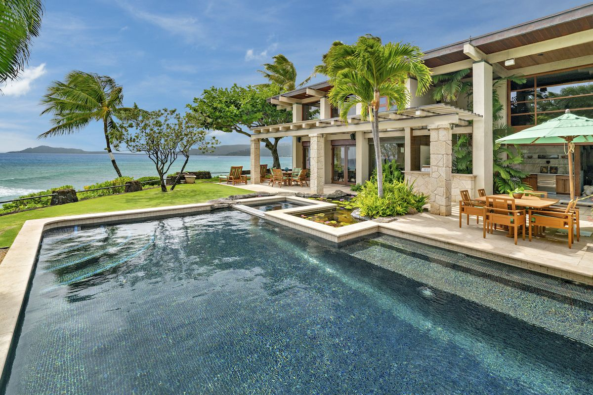 Photo Gallery Gaze At The Waterfront From A Private Villa