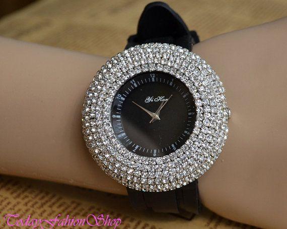 Jewelry Watch Women watchescharmblingblingCZ by TodayFashionShop, $26.50