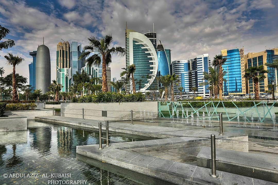 "qatarism.com on Instagram: ""From Sheraton Park #Doha #Qatar 📷👤@abdulaziz_alkubaisi"" | Instagram, Qatar, Instagram posts"