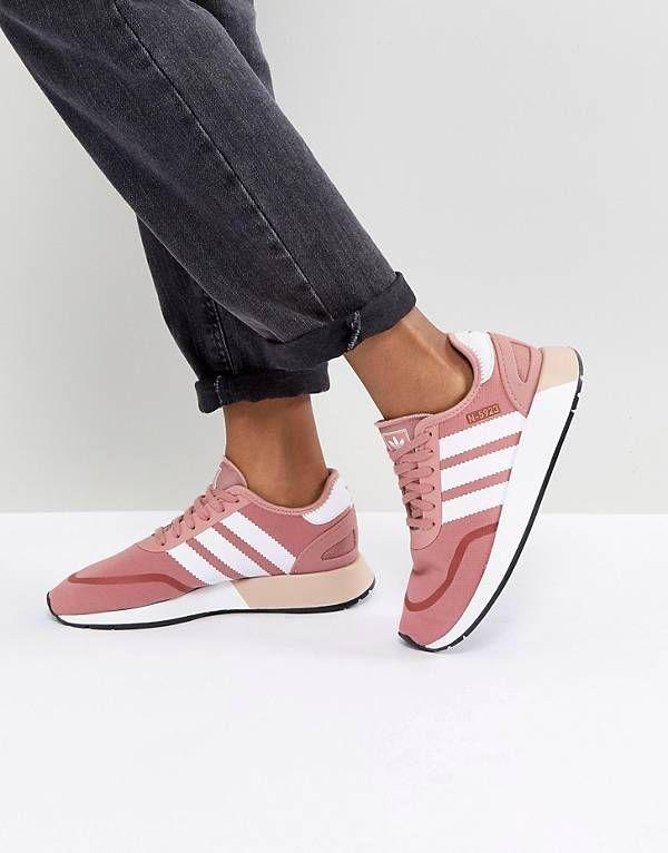 adidas Originals N 5923 Baskets In Rose Chaussures Pinterest
