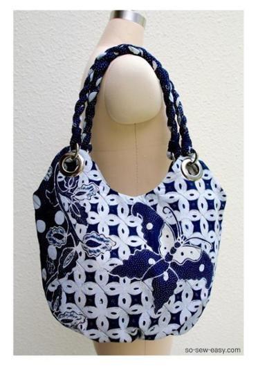 Anti-pickpocket bag with twisted handles | Taschen für jede ...