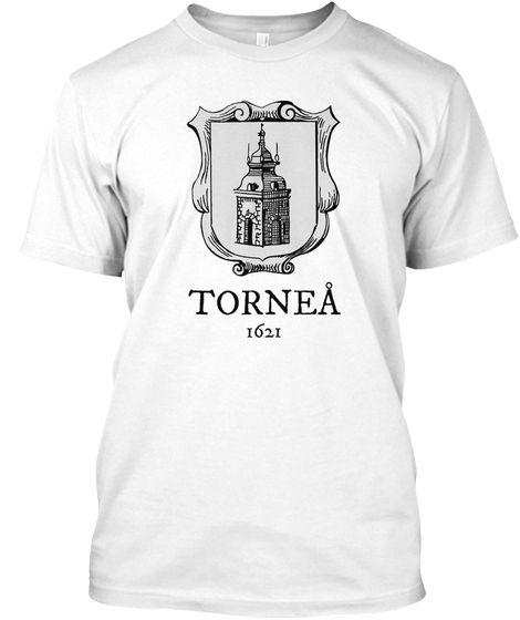 Tornion kaikkien juhlavuosien kunniaksi Torneå 1621 t-paidat. Matkamuisto 1600-luvun lopun tyyliin. #tornio #tornionkaupunki #torniolainen #torniossa #torneå #torne #1600luku #1700luku #torniopaita #tpaita #torniotpaita #vaakuna #vanha #historiallinen #antiikkia #torneåtröja