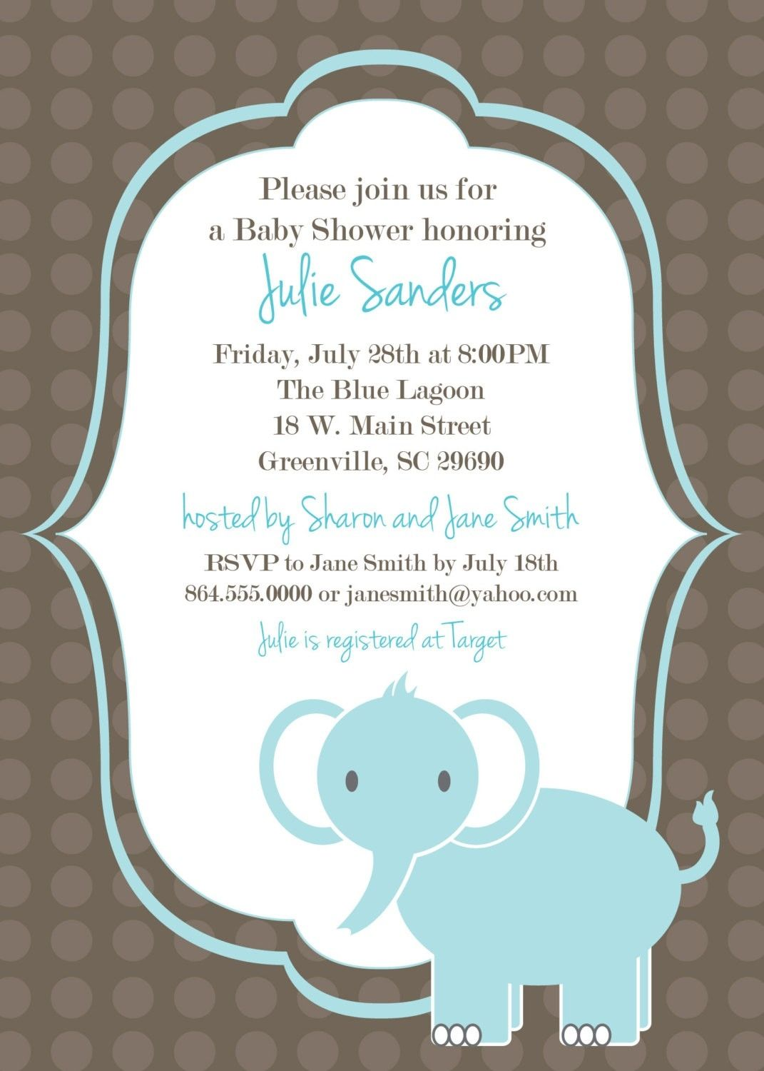 Baby Shower Invitations For Word Templates Stunning Download Baby Shower Invitation Templates Word  Setup  Pinterest .