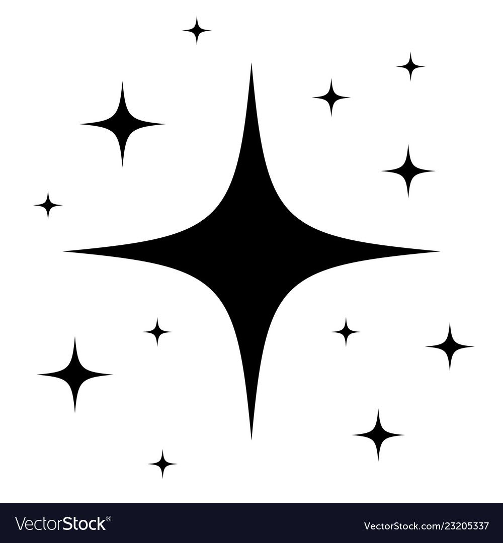 Cartoon Star Sparkling Or Twinkling Download A Free Preview Or High Quality Adobe Illustra In 2021 Graphic Design Tutorials Texture Graphic Design Graphic Design Logo