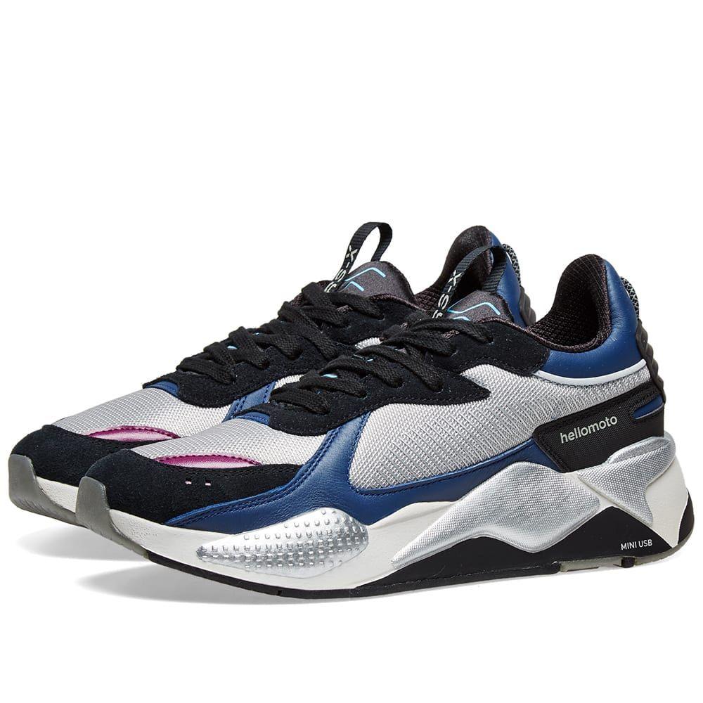PUMA PUMA X MOTOROLA RS-X TECH. #puma #shoes | Sneakers ...