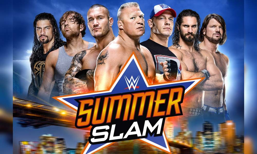 How To Watch Wwe Summerslam 2017 Full Show Online Free