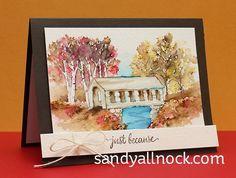sandy-allnock-art-impressions-bridge-watercolor