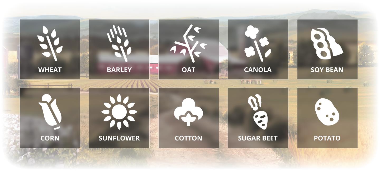 FS19 New Crops & Weed Control - Farming simulator 2019 / 2017 / 2015