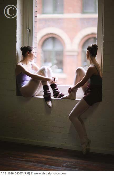 Teen art photography dance