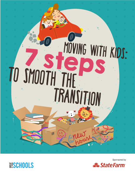 7 tips to ease kids' stress about moving