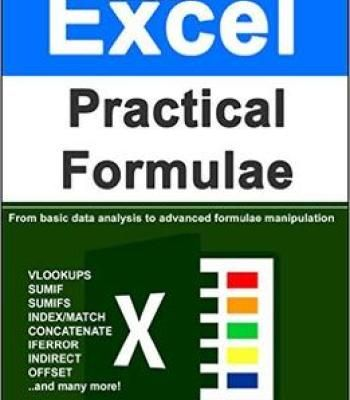Microsoft Excel Practical Formulae From Basic Data Analysis To