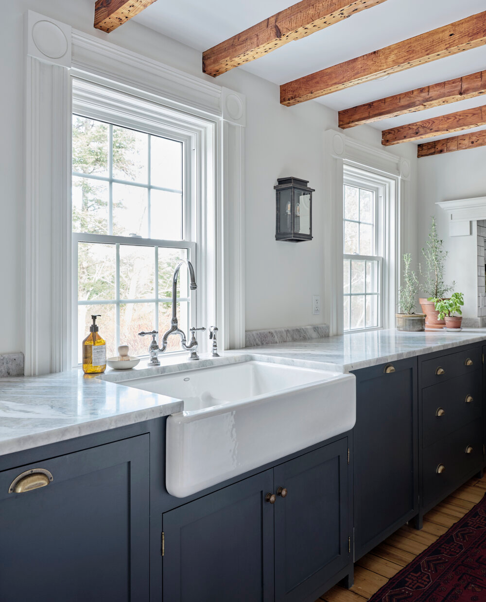 Before & After: Dutch Colonial Kitchen
