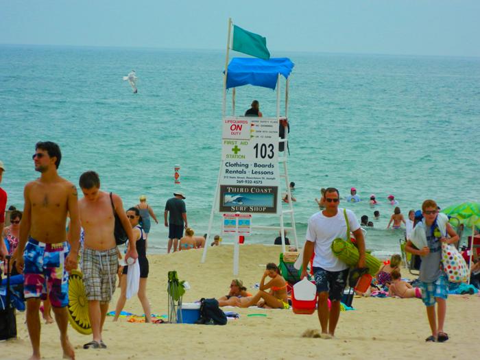 Silver Beach St Joseph Mi Lake Michigan