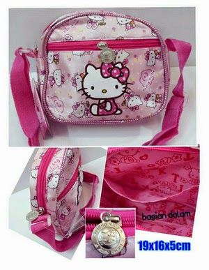 Hello Kitty Shop  Tas Selempang Anak Hello Kitty  67e30750b2
