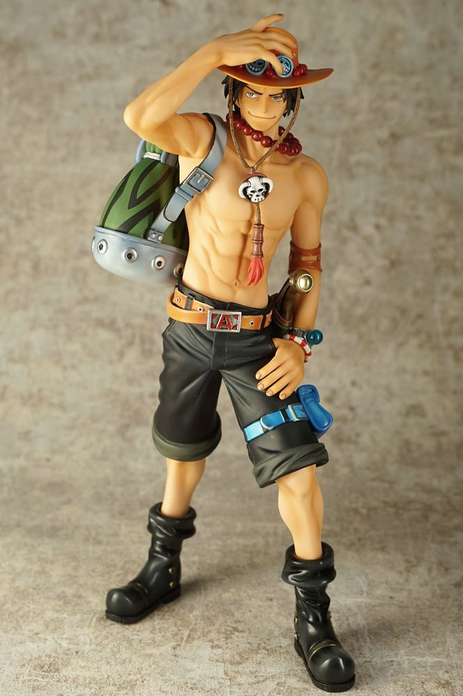 Excellent Model P.O.P One Piece Series NEO-DX Japan Ace Figure Portgas D.A