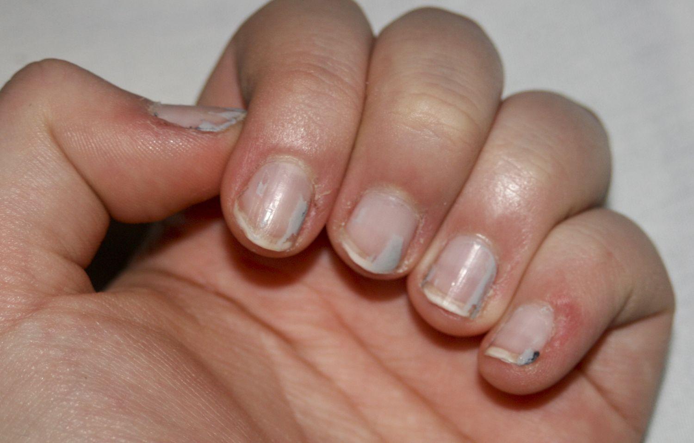 diy nail strengthener soak