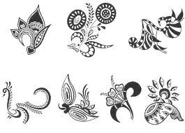 these are good small designs still intricate henna Pinterest