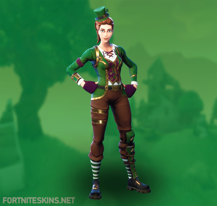 Sgt Green Clover Fortnite Outfits Epic Games Fortnite