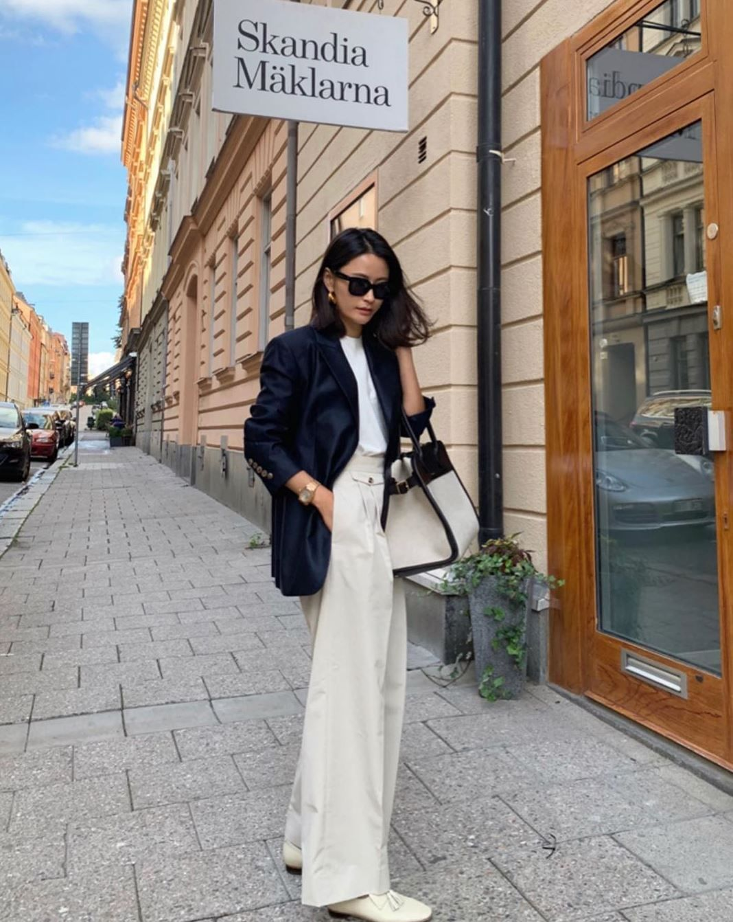 5 Chic Color Combinations To Try For Fall - THE STREET VIBE | 春 ファッション  レディース, 春 ファッション, ファッションアイデア
